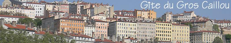 Location gîte, chambres d'hotes dans le département 69 Rhône